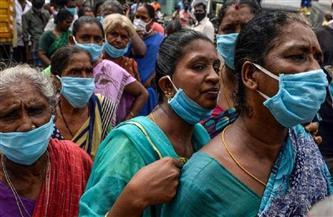 إصابات كورونا في الهند عند أعلى مستوى في أربعة أشهر