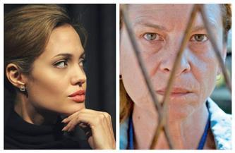 """""""أنجيلينا جولي"""" تحاور مخرجة """"كو فاديس عايدة"""".. باسميلا زابانك: أطالب بمنح """"نساء سربينتشا"""" جائزة نوبل للسلام"""