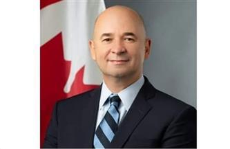 سفير كندا بالقاهرة: 10 آلاف طالب ملتحق بنظام التعليم الكندى بمصر