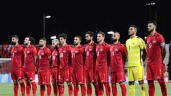 منتخب سوريا يلتقي نظيره البحريني وديًا الخميس المقبل