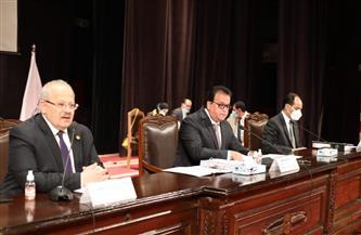 مد فترة عمل اللجنة المشكلة لدراسة تعديلات قانون تنظيم الجامعات شهرين