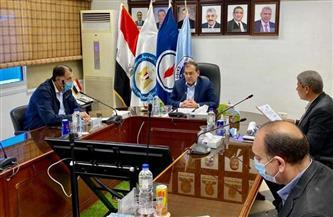 وزير البترول يشدد على الالتزام الكامل بتطبيق إجراءات واشتراطات السلامة والصحة المهنية والأمن الصناعى | صور