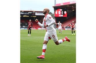 ريدموند يقود ساوثهامبتون إلى نصف نهائي كأس الاتحاد