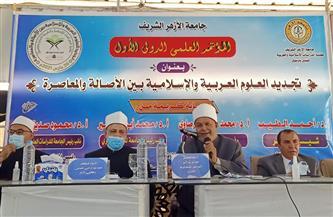 أبو زيد الأمير: الأزهر يجدد في الفكر الإسلامي بما يتناسب مع الشريعة وأحكامها
