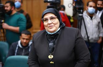 والدة الرائد الشهيد عمرو إبراهيم: ابني استشهد في رمضان.. ولم أتقدم للمسابقة وإنما رشحتني «الداخلية» | فيديو