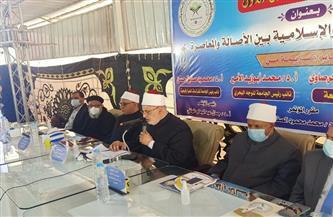 «الأمير» يفتتح المؤتمر الدولي الأول لكلية الدراسات الإسلامية والعربية للبنين بكفر الشيخ