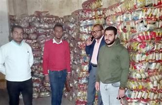 ضبط  30 طن أرز غير صالح للاستهلاك الآدمي محملة على سيارة نقل بسوهاج | صور