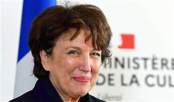 وزيرة الثقافة الفرنسية تعلن إصابتها بفيروس كورونا