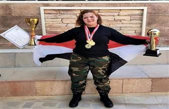 إيمان الإسكندرانية أقوى امرأة عربية فى 2020