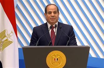 الرئيس السيسي يوجه التحية للإمام الأكبر لإعداد الأزهر مشروع قانون للأحوال الشخصية