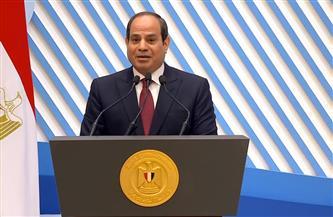 ننشر نص كلمة الرئيس السيسي خلال احتفالية المرأة المصرية والأم المثالية