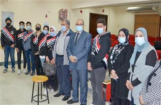 تعليم بورسعيد تشهد الجلسة التمهيدية لانتخابات المكتب التنفيذي للاتحاد العام للطلاب | صور