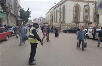 تعرف على التحويلات المرورية الجديدة بمدينة المنصورة استعدادا لرمضان | صور
