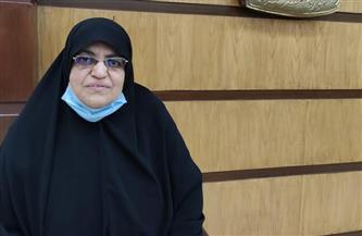 الأم المثالية بسوهاج: كان حلمي أن التقي الرئيس السيسي