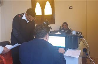 الداخلية توجه مأمورية لاستخراج بطاقات الرقم القومي فى قرى المنوفية وكفرالشيخ