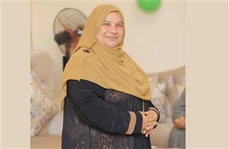 الأم المثالية بالمنوفية: سعادتي اكتملت بلقاء الرئيس وقرينته