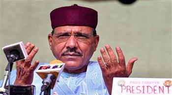 المحكمة الدستورية في النيجر تؤكد فوز بزوم بانتخابات الرئاسة