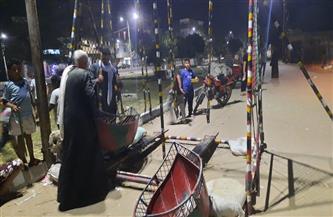 تحرير--مخالفة-بمدينة-المنيا-في-حملة-لمتابعة-الإجراءات-الاحترازية-