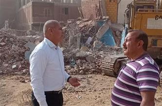 نائب محافظ القاهرة: إزالة 11 عقارًا من عزبة الهجانة وتسكين 38 أسرة في المحروسة
