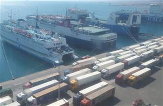 إغلاق ميناءي السويس ونويبع بسبب سوء الأحوال الجوية وسرعة الرياح