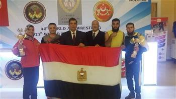 بركات: مصر مرشحة بقوة لاستضافة بطولة العالم للقوة البدنية ٢٠٢٣