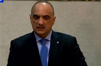 رئيس وزراء الأردن: ندعم الحقوق التاريخية لمصر في مياه النيل