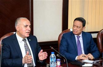 وزير الري يستعرض تطورات ملف سد النهضة خلال لقاء بـ«الأعلى للإعلام»