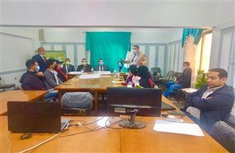 تعليم المنوفية: طايل أمينا لاتحاد طلاب محافظة المنوفية | صور
