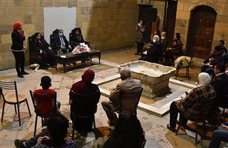 الاحتفال باليوم العالمى للمرأة فى «بيت السناري» | صور