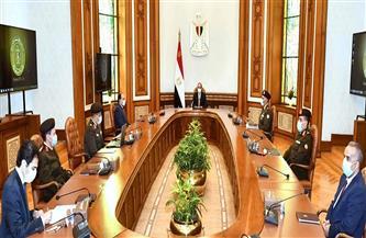 بينها العاصمة الإدارية ومدينتا «الأوليمبية» و«مرابط» .. الرئيس السيسي يتابع سير العمل بعدد من المشروعات