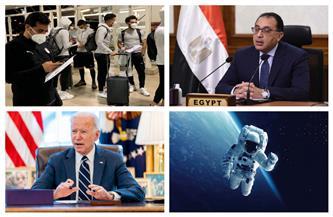 أهم الأنباء |  حبس «متحرش المترو».. أول رائد فضاء مصري.. عاصفة أسوان