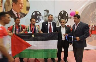 ختام منافسات البطولة العربية للقوة البدنية |صور