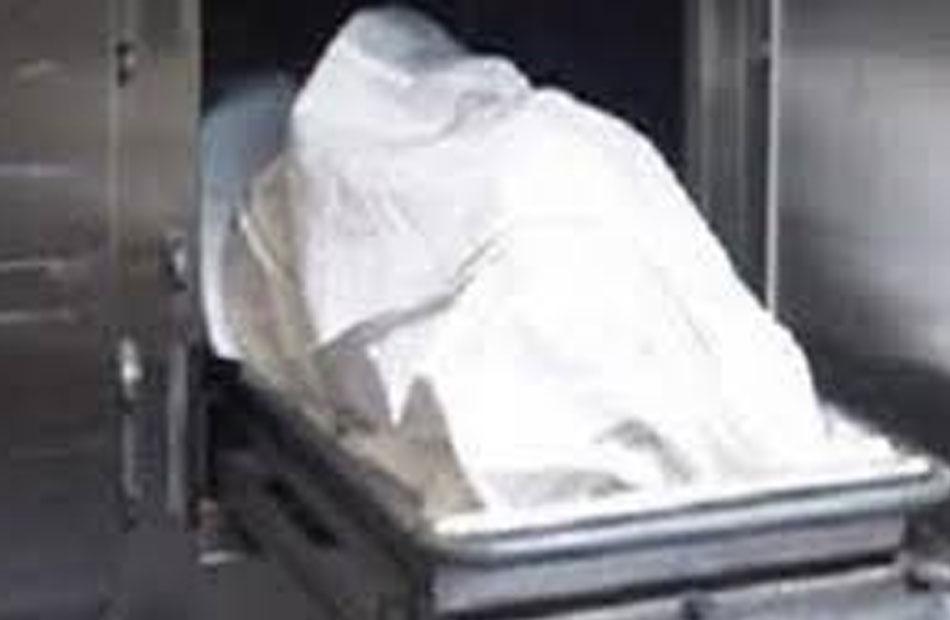 مصرع شخص صدمه قطار بالبدرشين