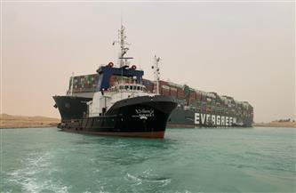 عروض دولية للمساعدة في تعويم سفينة الحاويات الجانحة بقناة السويس.. والهيئة تعرب عن تقديرها