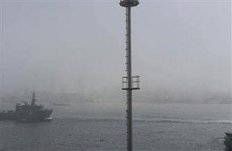الطقس السيئ يوقف الملاحة البحرية ببوغازي الإسكندرية والدخيلة