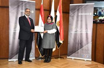 التموين  تكريم ثلاث من منسقي الوزارة فى جائزة التميز الحكومي