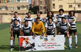 الإسكندرية وأسيوط في مواجهة بنهائي دوري مراكز الشباب للصم