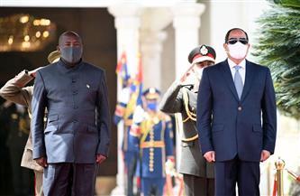 الرئيس السيسي: علاقتنا التاريخية مع بوروندي تعكس عمق العلاقات بين البلدين والشعبين الشقيقين