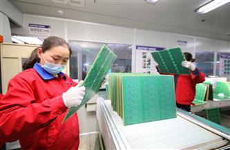 المؤشرات الاقتصادية الرئيسية للصين تظهر نموًا كبيرًا في الشهرين الأولين من عام 2021