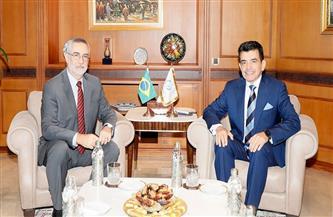 المدير العام للإيسيسكو يستقبل سفير البرازيل في الرباط    صور