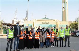 حملة الزيارات المنزلية لصندوق مكافحة الإدمان تصل منطقة «صبحى حسين» بالمقطم