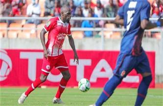 مدافع منتخب كينيا وسيمبا التنزاني: ثقتي عالية قبل مواجهة المنتخب المصري