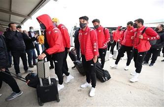 بعثة المنتخب التونسى تصل بنغازى بعد رفع الحظر