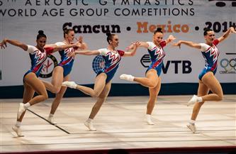 8 دول تشارك في بطولة «كأس الفراعنة» الدولية لجمباز الأيروبيك