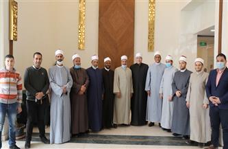 """""""البحوث الإسلامية"""" يطلق قافلة شاملة إلى جنوب سيناء بمشاركة وعاظ الأزهر"""