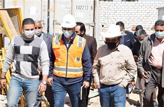 74 مليون جنيه لتنفيذ مشروع صرف صحي قرى الشوكا بطما بسوهاج | صور