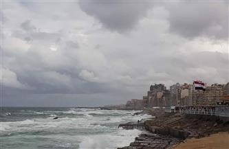 أمطار متوسطة تضرب الإسكندرية والمحافظة ترفع درجة الاستعداد | صور