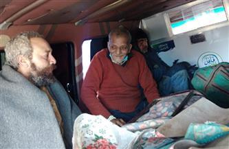 محافظ كفر الشيخ: نقل 3 حالات بلا مأوى لداري رعاية للعناية بهم