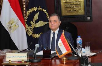 وزير الداخلية يوجه بمضاعفة الحملات لضبط مخالفات عدم ارتداء الكمامة