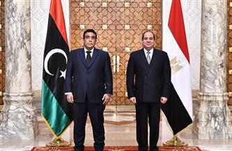رئيس المجلس الرئاسي الليبي: مصر كانت على الدوام العامل المرجح في تفعيل ودعم جهود تسوية الأزمة الليبية